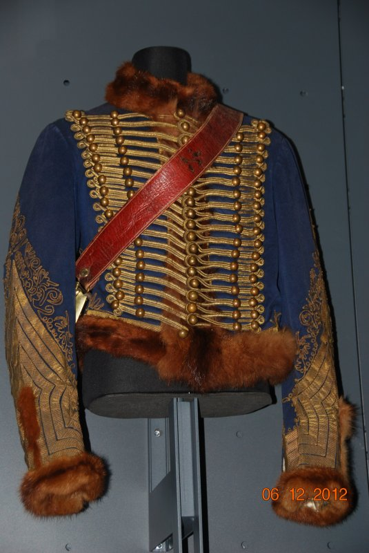 MUSEE JARDIN MASSEY  ( les hussards )
