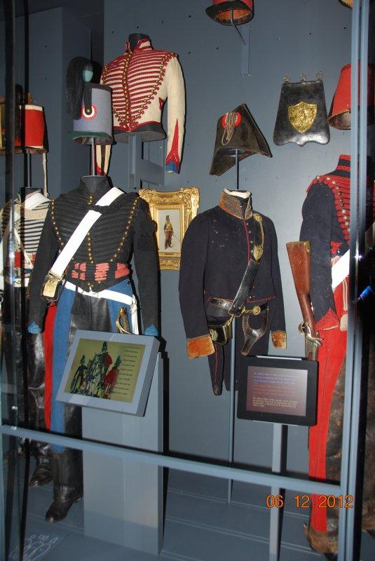 MUSEE JARDIN MASSEY (les hussards )