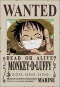 Présentation: Luffy