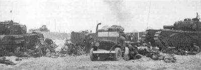 DDAY 6 JUIN 1944 PLAGE DE GOLD BEACH