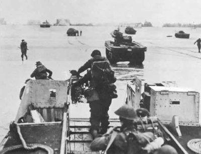 DDAY 6 JUIN 1944 PLAGE DE SWORD BEACH