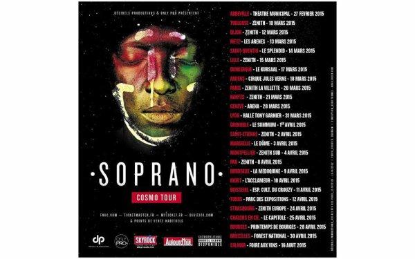 COSMO TOUR PART.2  #Cosmo #CosmoShop #cosmoLove #cosmoTour #CosmoDance #cosmopolitanie #JeffreyRemetNousDesGlacons avec Soprano Officiel http://www.fnacspectacles.com/mdr/recherche.do… http://www.concert.info/soprano/