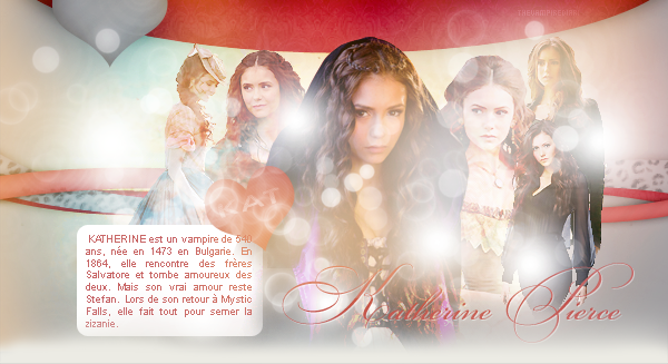 ☼ Katherine Pierce ☼