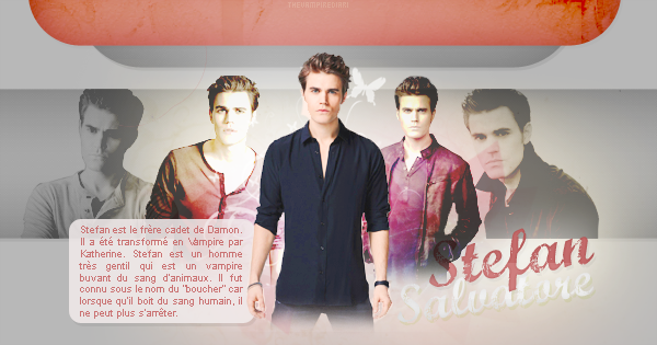☼ Stefan Salvatore ☼