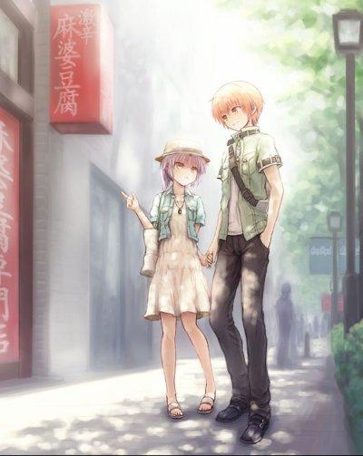 Yuzuru & Kanade