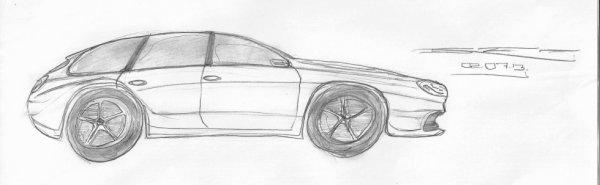 Mercedes Break