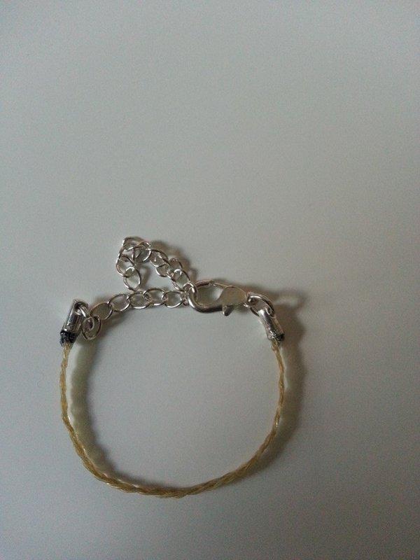 bracelet crins pour bébé 3e