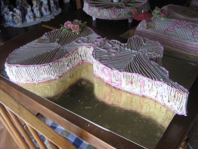 carte de la Guadeloupe N : 317   gâteaux antillais