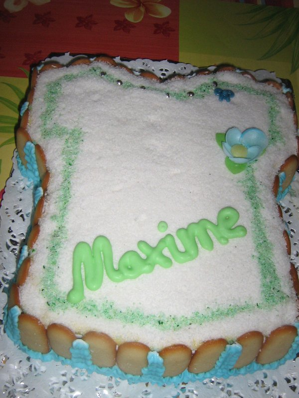 bâptème MAXIME mont-blanc n :  3063