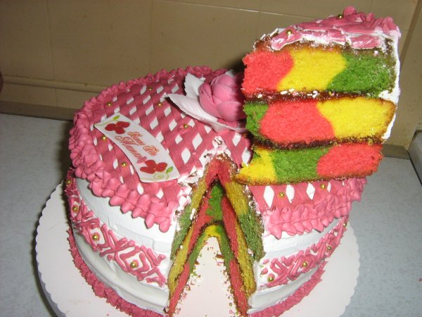 gâteau damier n : 3153