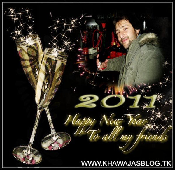 Happy New Year to All My Sweet Friends!!!!