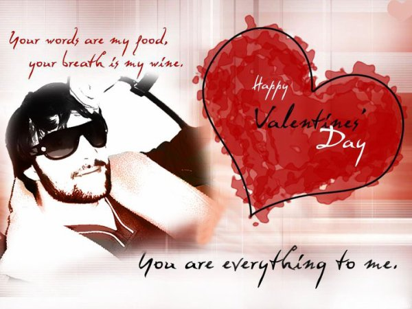 """Happy Valentine Day"""