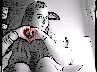 Mon passé me manque,mon présent me dégoute &é mon futur me terifie. ♥