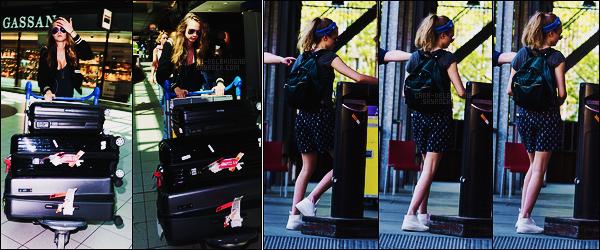 01/07/15 - Cara Delevingne a été aperçue quittant l'aéroport Schiphol situé à Amsterdam aux Pays-Bas Plus tard, elle a été photographiée arrivant au Paradiso club, toujours à Amsterdam. Elle était avec sa petite-amie Annie Clark, top/flop ?