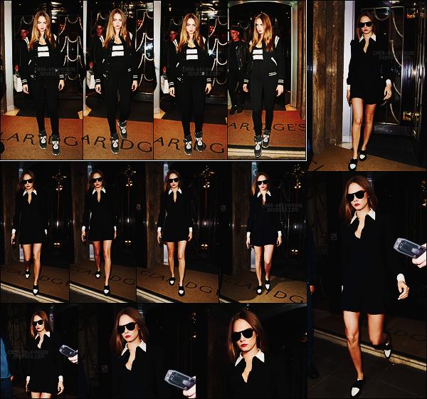 20/06/15 - Cara Delevingne a été repérée par les paparazzis quittant son hôtel, qui se situe dans Londres ! Le 19/06, Cara Delevingne, plus belle que jamais, quittait à nouveau le même hôtel, toujours dans Londres. Gros coup de c½ur, j'adore