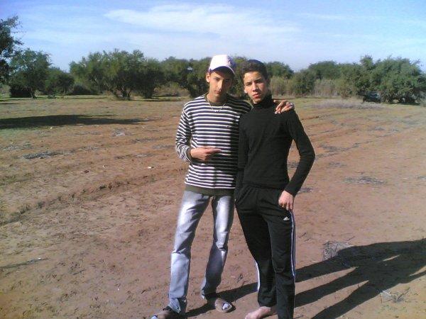 toujours moi & ayoub