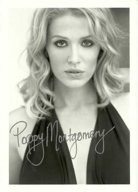 Poppy Montgomery