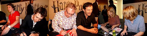 """Avant-Première """"Harry Potter et les Reliques de la Mort - Partie 2"""" à Paris."""