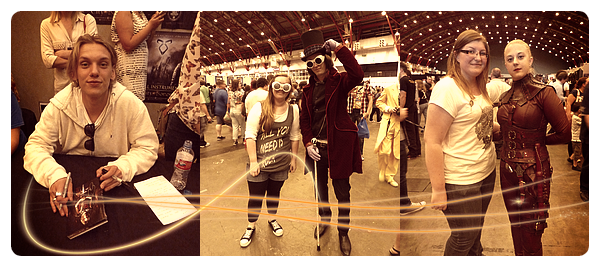 London Film and Comic Con 2013 - Compte rendu (très) détaillé