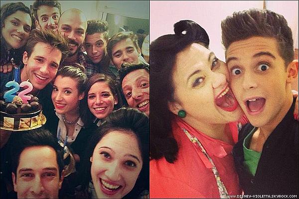 Coin Photos Selfies : Quand nos acteurs préférer font des Selfies ça donne ça.