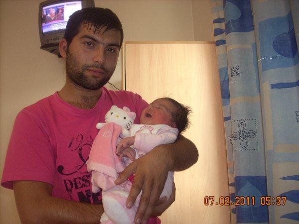 mon mari et ma fille