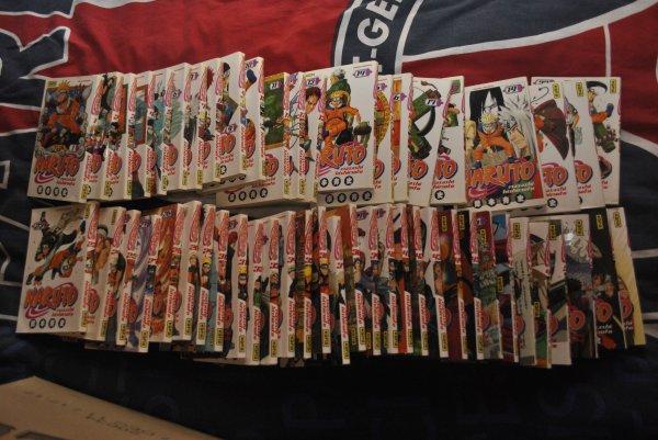 Naruto : Collection complète !