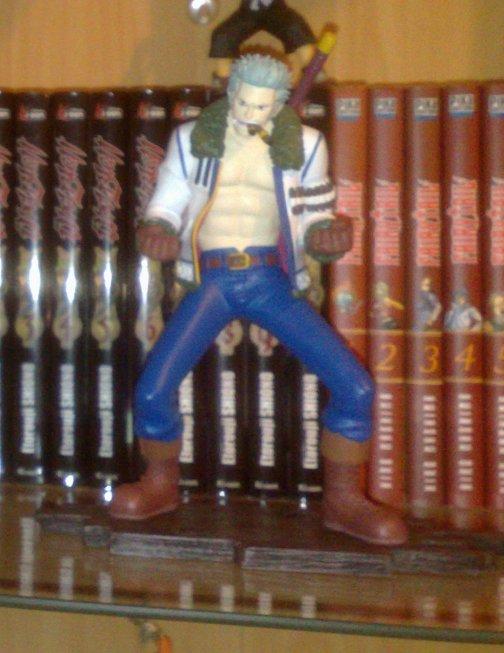 Figurine SMOKER One Pièce