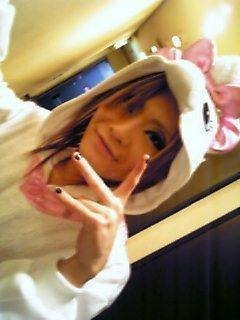 sorry for the late but you can see the cute members from the GazettE in Kigurumi ♥