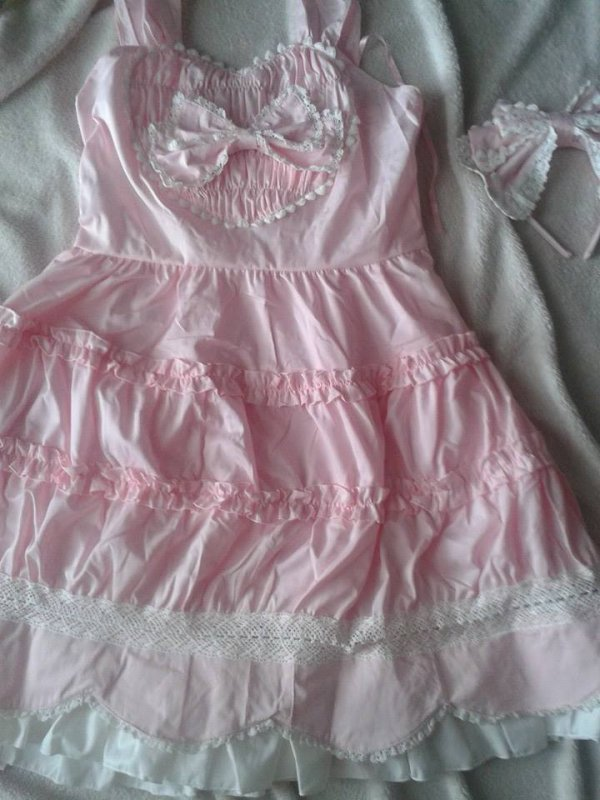 New dress ~