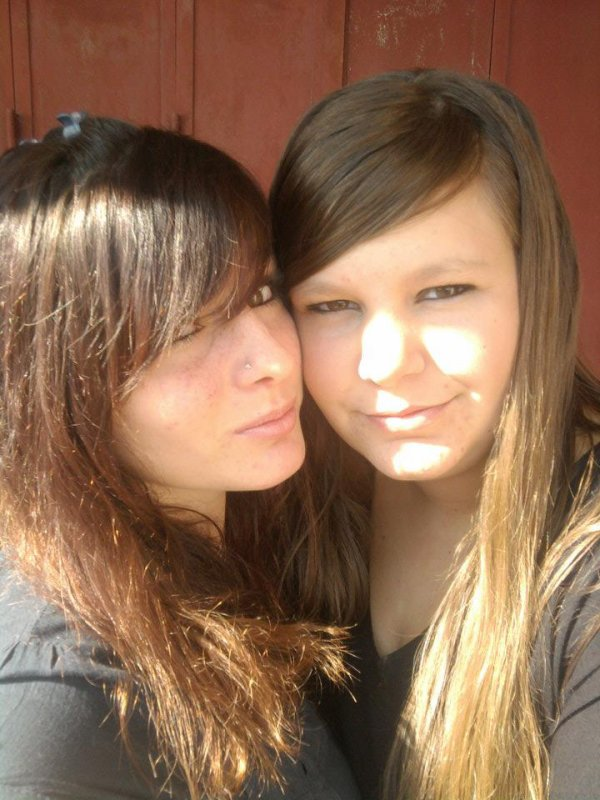La grande soeur et moi :D ♥