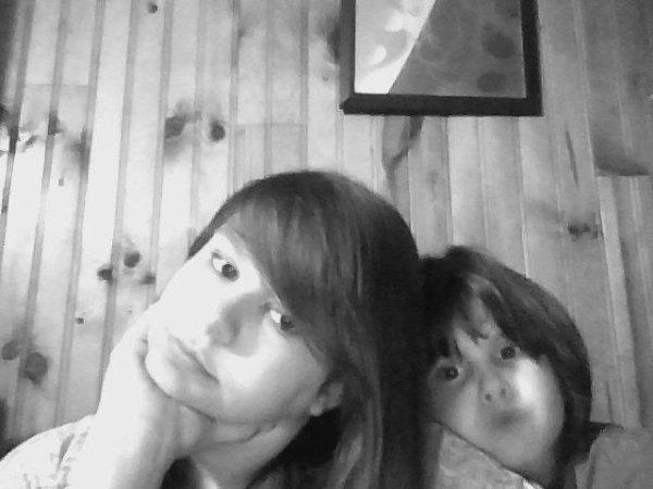La petite soeur & moi ♥