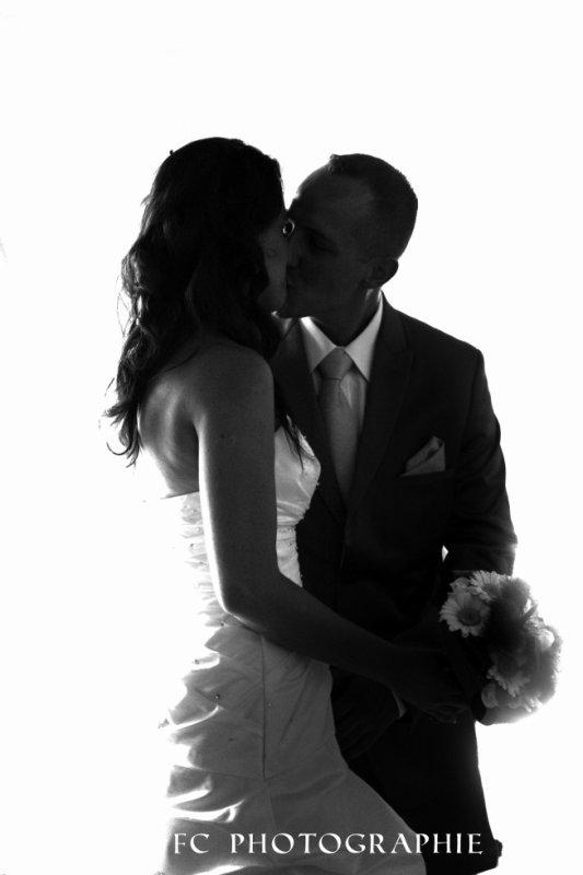 photo du mariage de ma couzine...