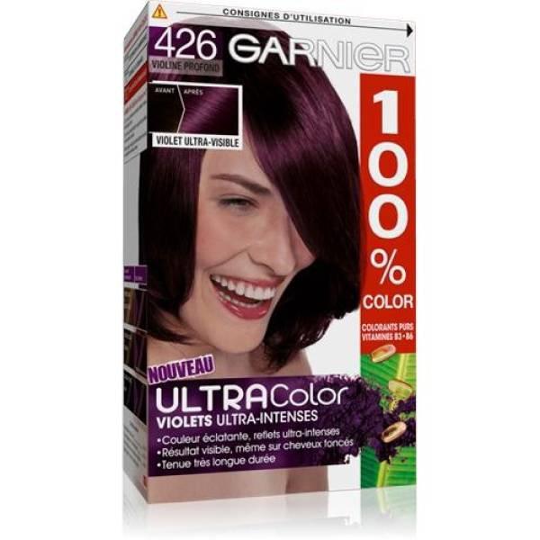 couleur de cheveux couleur de cheveux - Coloration Cheveux Violine