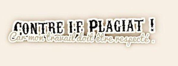 A mort le Plagiat !!!!!!