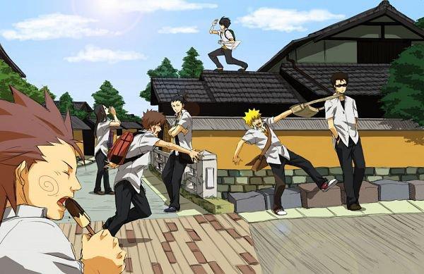 Fiction Naruto Shippuden !