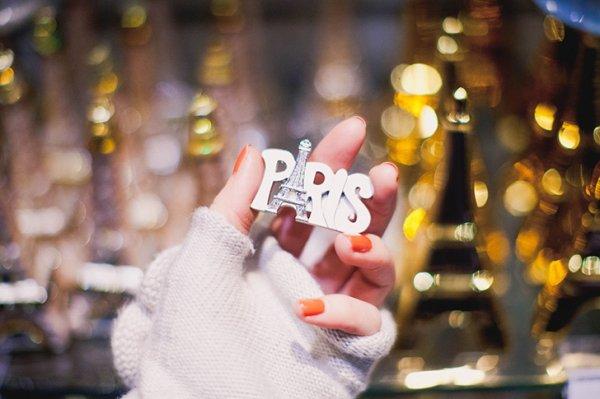 Je part en vacances à Paris !