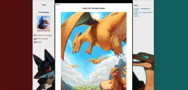 Habillage n°3 - Pokémon