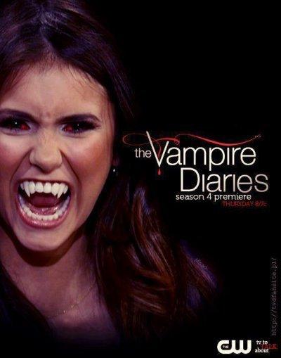 Elena Vampire ?