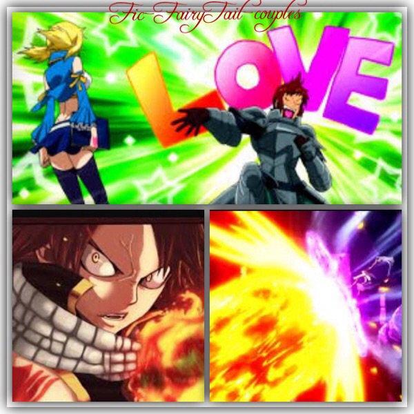 *** Natsu vs Dan, pourquoi? x') ***