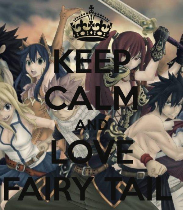 *** I love Fairy Tail ***