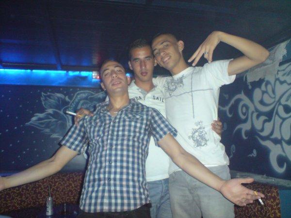 bel3id mouh et moi (boit de nuit)