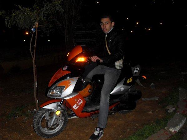 moi et ma motos
