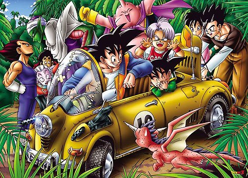 L'univers de Dragon Ball Z