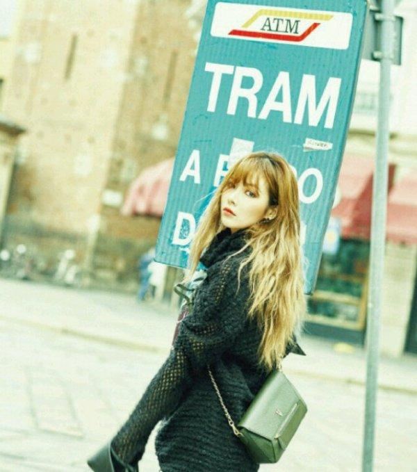 Hyuna For Ceci Magazine