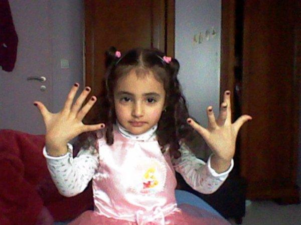 Ma princesse !! :p