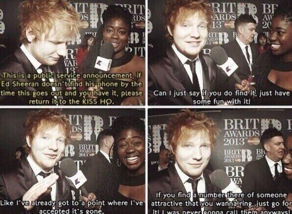 On t'aime Ed