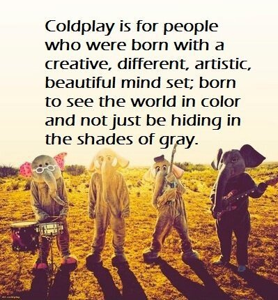 Coldplay<3