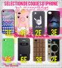 Selection coques
