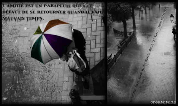 Mon parapluie... ☂