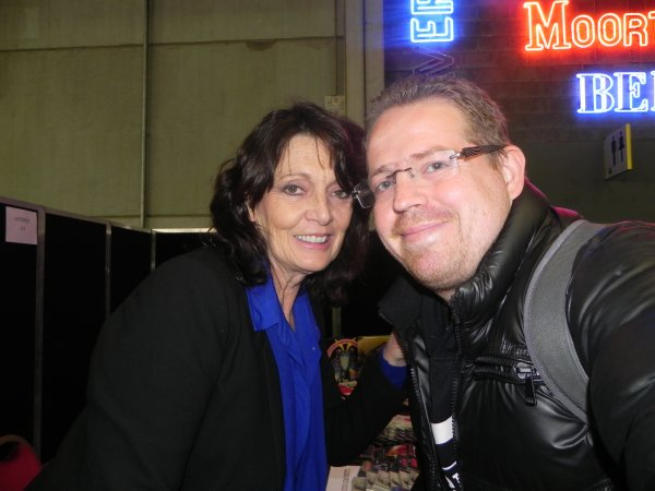 sarah douglas (superman - v)